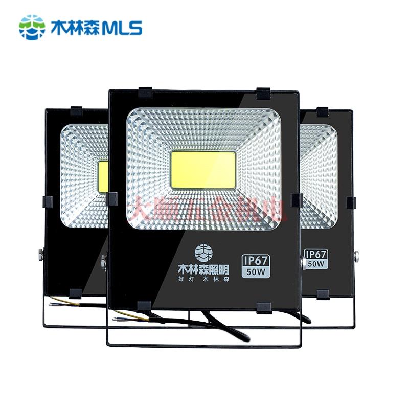 惠州木林森LED投光灯白光